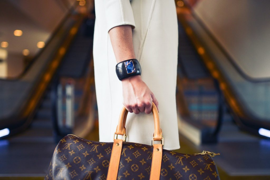 Timeless and trickle down effect on handbags