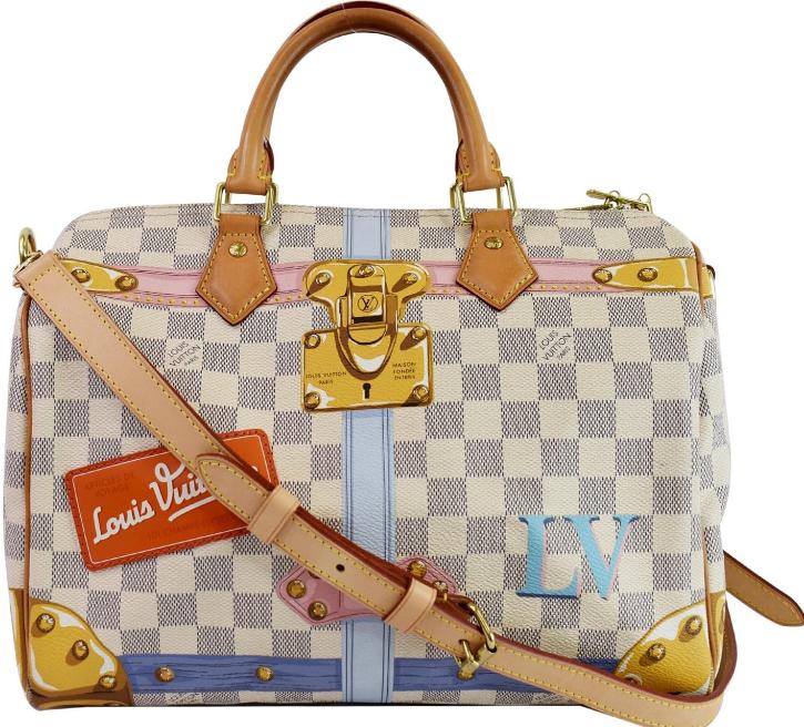 Which Louis Vuitton Speedy you should buy - Speedy 30